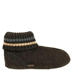 Haflinger slippers / gray