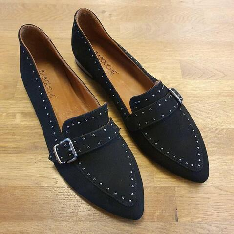 Babouche loafers