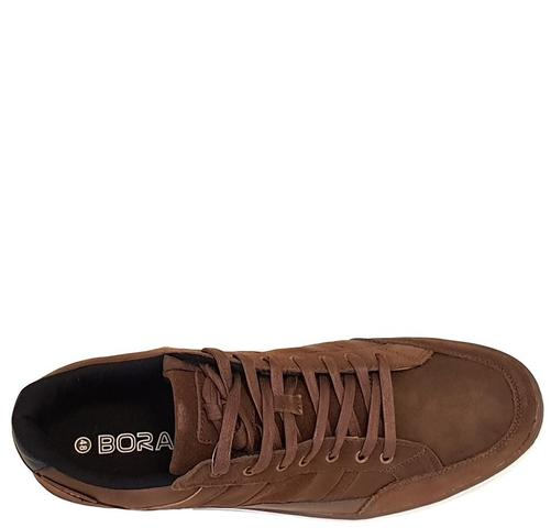 Boras laces / brown / leather