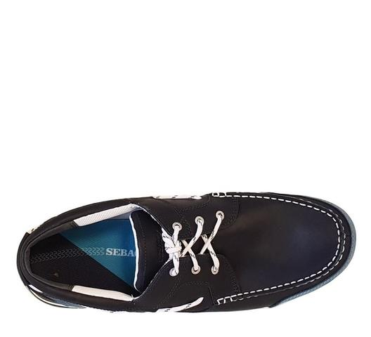 Sebago sailing shoes / blue