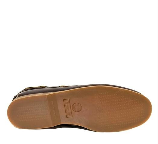 Timberland boatshoes / brown